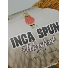 Inca Spun Worsted, 10 ply Worsted Weight