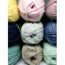 Classic 8 Ply DK - limited availability