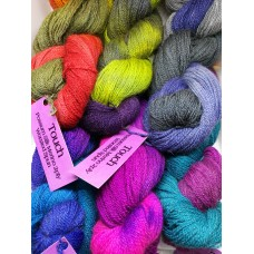 Touch Hand Paint Merino/Possum/Silk 2 ply